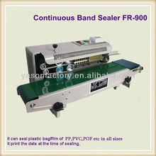 High quality Continuous Plastic Bag Sealer