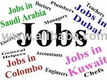 Manpower Recruitment and Jobs