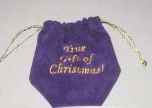 Velvet Bags Wholesale For Christmas Gift Bag