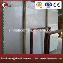Alicon China Marble pure White artificial stone