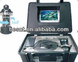 High Quality 360 degree Camera Underwater Video Camera Fish Camera (BS-ST05D)