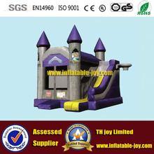 Popular inflatable bouncy combo with basketball shooting