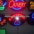 Factory customized acrylic led sign