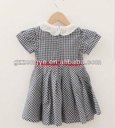 Fashion Kids garment manufacturer , OEM fashion children 's baby dress wear