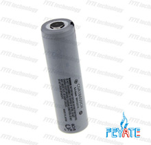 high power 18650 li-ion battery CGR18650CH 2250mAh 3.7v without PCB rechargeable battery cell
