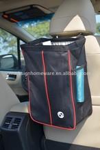 Floor Standing and Hanging Backseat Car Trash Bag