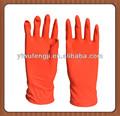 el uso deinvierno cálido de limpieza del hogar guantes de látex