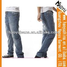 Kids boys fashion jeans pant design innovative latest design jeans pants (HYK372)