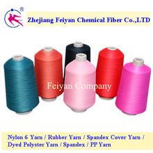 ribbon dope dyed nylon dty