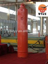 50 ton/car lift hydraulic cylinder/hydraulic single cylinder car lift