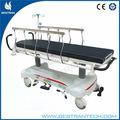 Bt-tr001 venda quente do paciente do hospital maca de transporte
