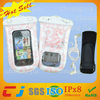 cheap multipurpose smartphone waterproof bag for samsung galaxy s4 with earphone