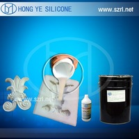 Silastic 3481 silicone rubber for mod making