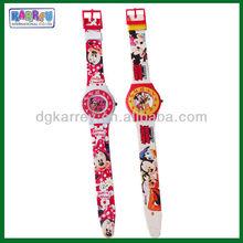 Fancy children analog wrist watch