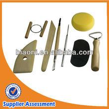 Herramientas de alfarería / artista herramientas de arcilla / de artículos de arte poterry herramientas set
