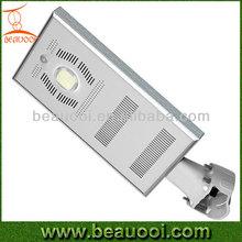 Integrated led solar panel lamp for street lamp 10W