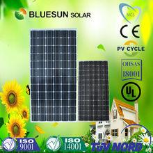 High quality best price thin film solar panel 200w