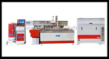 Rubber sheet water jet cutting machine