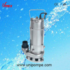 VN750 popular Stainless Steel centrifugal submersible pump,sewage pump
