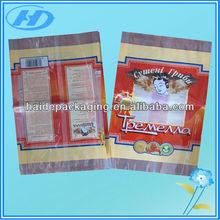 nylon frozen dumplings food packaging bag/dumpling bag