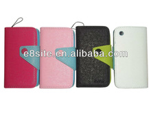 New Wallet Leather Case For iPhone 3G