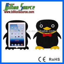 2013 best selling animal shape silicone case for mini ipad case