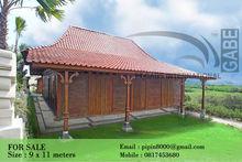 Javanese antique House