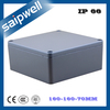 SAIP 160-160-70MM Cast Aluminium Waterproof Junction Box