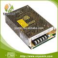 60 W 5 V 12 V 15 V 24 V única saída de comutação da fonte de alimentação