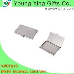 Promotion business card tin box