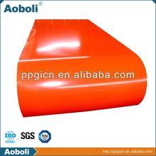 Prepainted Color Galvanized Steel Coil