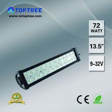 LED Lightbar Off Road Work Spot/Flood Snow Thrower Light Bar