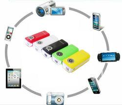 nice 5000mah travel backup battery mobile power