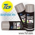tinta spray cromo do chapeamento