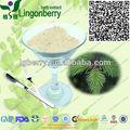 Dietética supplyment pinho agulha proteína ( 80% de proteína )