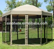 Hot sale outdoor gazebo garden folding gazebo tent
