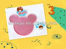 Micky shape car anti-slip pad silicone Magic sticky pad mobile phone non-slip pad
