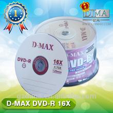 raw material blank media dvd