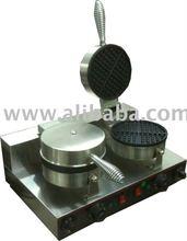WAFFLE - ELECTRIC WAFFLE MACHINE 2-HEAD