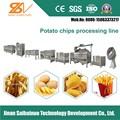 automática de batata chips máquina de fritura