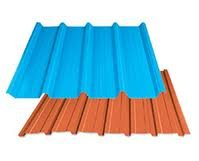 color roffing sheets