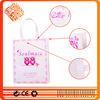 soulmate design non-woven reusable shopping bag love pattern