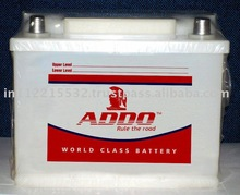 Dry Charged Auto Battery N150(154G51)