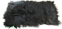 Wholesale Long Hair Goat and Sheep Fur Plate