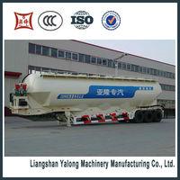 China supplier Yalong 2014 new bulk cement tanker trailer for sale