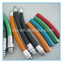 Flexible Cheaper Fine Wire Reinforced Fuel Dispensing Hose