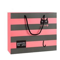 New Style Kraft Shopping Gift Paper Bag