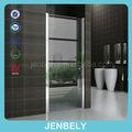 Porte intérieure en verre, Givré verre portes de douche