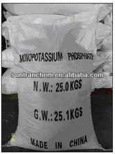 chemical formula monopotassium phosphate
