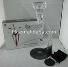Antique Angel Wine Aerator Decanter,Deluxe Angeles Wine Gift Set LFK-004B